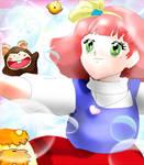 Minky-Momo by Kika777