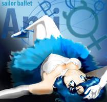 Sailor ballet - Ami by Kika777