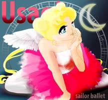 Sailor ballet - Usagi by Kika777