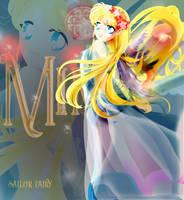 Sailor fairy - Minako by Kika777
