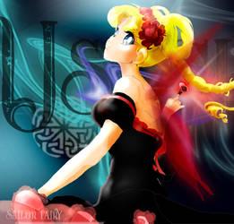 Sailor fairy - Usagi by Kika777