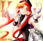 Sailor fairy - Kakyuu by Kika777