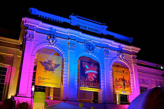 Museumsquartier in Vienna by jakobdenk