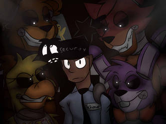 ~Welcome to Freddy Fazbear's Pizzeria~ by InvaderSpotteh