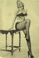Marilyn Monroe by bllak-birdz
