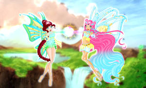 Fairy Dust Convergence: Overload of Magic by SorceressIgnis