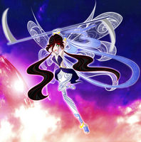 Creativix: Altair by SorceressIgnis