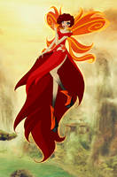 Libertix: Luria by SorceressIgnis