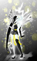 Tercea Transformation by SorceressIgnis