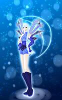 Lunaris Transformation by SorceressIgnis