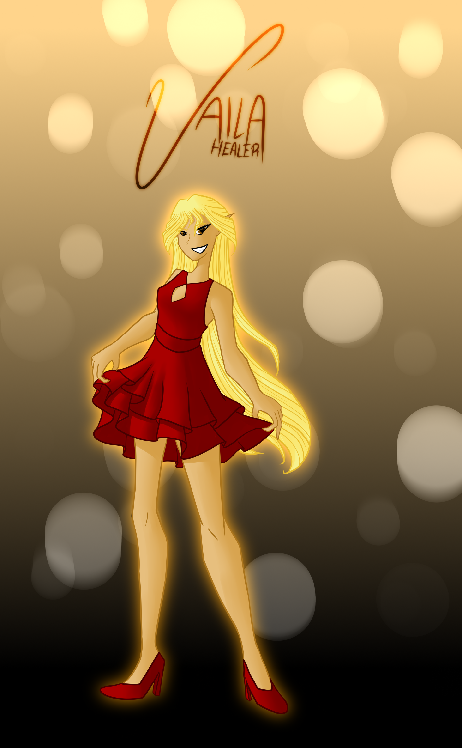Vaila by SorceressIgnis