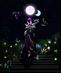 Garden of the Endless Night by SorceressIgnis
