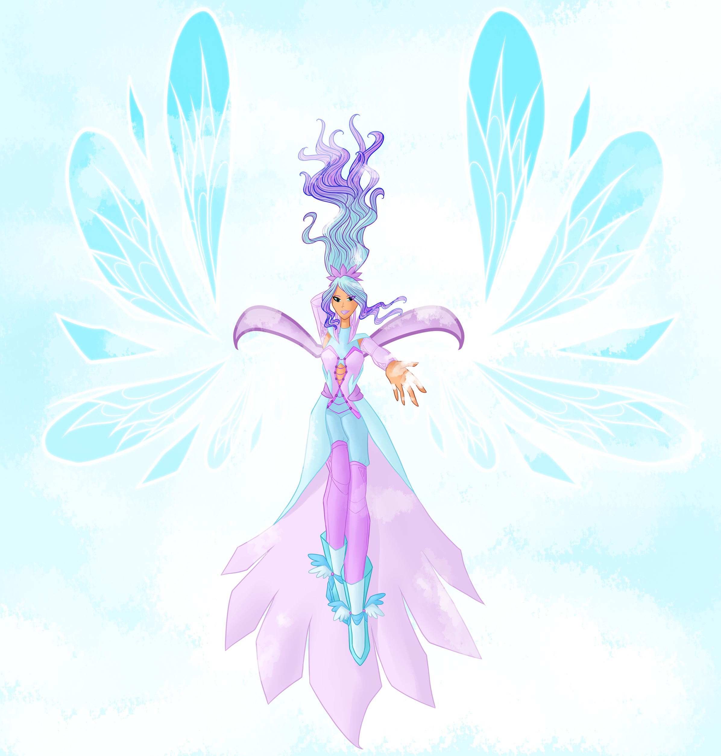 Insignix Fairy: Sera by SorceressIgnis