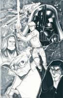 Star Wars by BrianVander