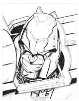 Megatron by BrianVander