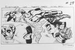 Inktober 2016 Day 23 X-Men story panel 19 by BrianVander