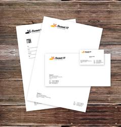 Corporate ID design by fluerasa