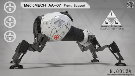 MedicMECH AA-07 by LMorse