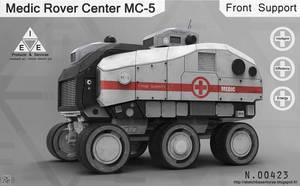 Medic Rover MC-5 by LMorse