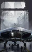 Hangar 66-B by LMorse