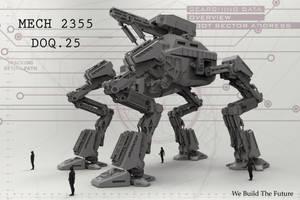 Mech 2355 DOQ 25 by LMorse
