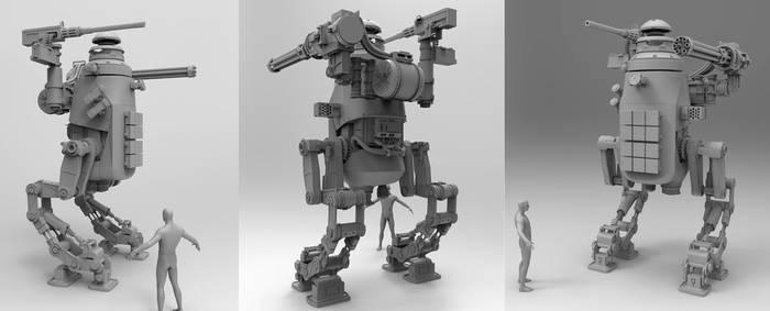 NATO 5541 sculpt by LMorse