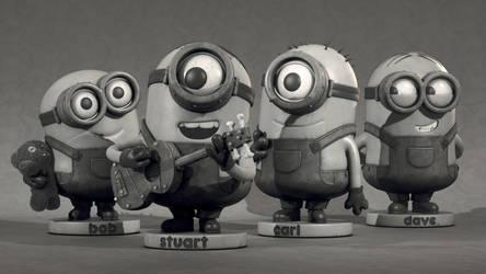 Minions by LMorse