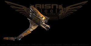 AFF:Fighter - Iret by ikarus-tm