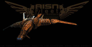 AFF:Fighter - Rakshasa by ikarus-tm