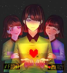 One Heart by DarkEmbrace75
