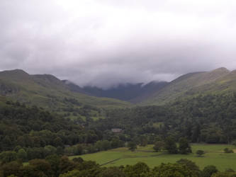 Lake District Fells by Charlie--Lottie