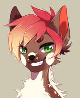 [Headshot Comm ] For Sir-enic by RenAyumeArts