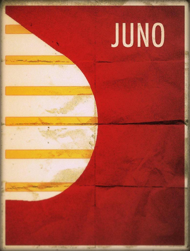 Juno - Minimalist Poster by theckboom