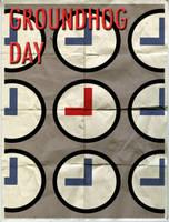 Groundhog day - Minimalist by theckboom