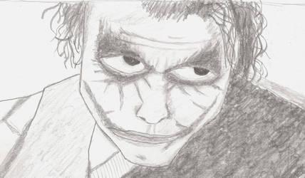 The Joker by tanksmallcape