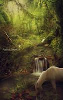 my secret place by Creamydigital