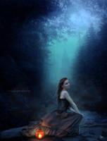 dans la douceur de la nuit by Creamydigital