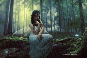 fairy rain by Creamydigital