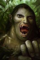 Jungle Ambush by juhamattipulkkinen