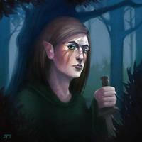 Elf by juhamattipulkkinen