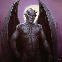 Gargoyle by juhamattipulkkinen