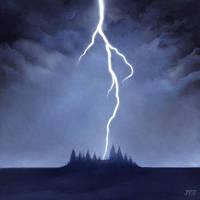 Lightning Bolt by juhamattipulkkinen