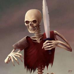 Skeleton by juhamattipulkkinen
