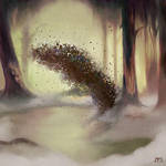 Insect Swarm by juhamattipulkkinen
