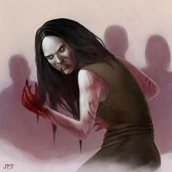 Ghoul by juhamattipulkkinen
