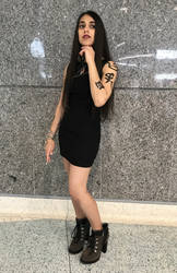 Isabelle Lightwood from Shadowhunters cosplay by PANattheDisco