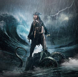 Captain Jack Sparrow Look-alike by TruEntertainments