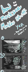 Photobash/greyscale tutorial by Mocksee