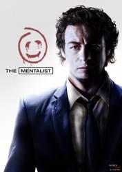 The Mentalist - Patrick Jane by aragornestel
