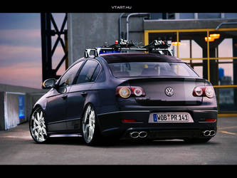 VW passat bg-tuning by rookiejeno